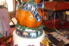 Pumpkin Film Wedding Cake Side Knife crop sm