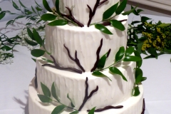 Rustic Wedding Cake sm