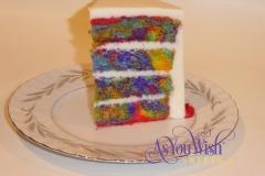 Rainbow marble cake sm