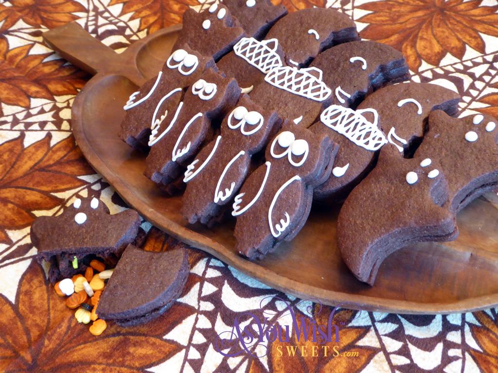 Halloween Pinata cookies sm