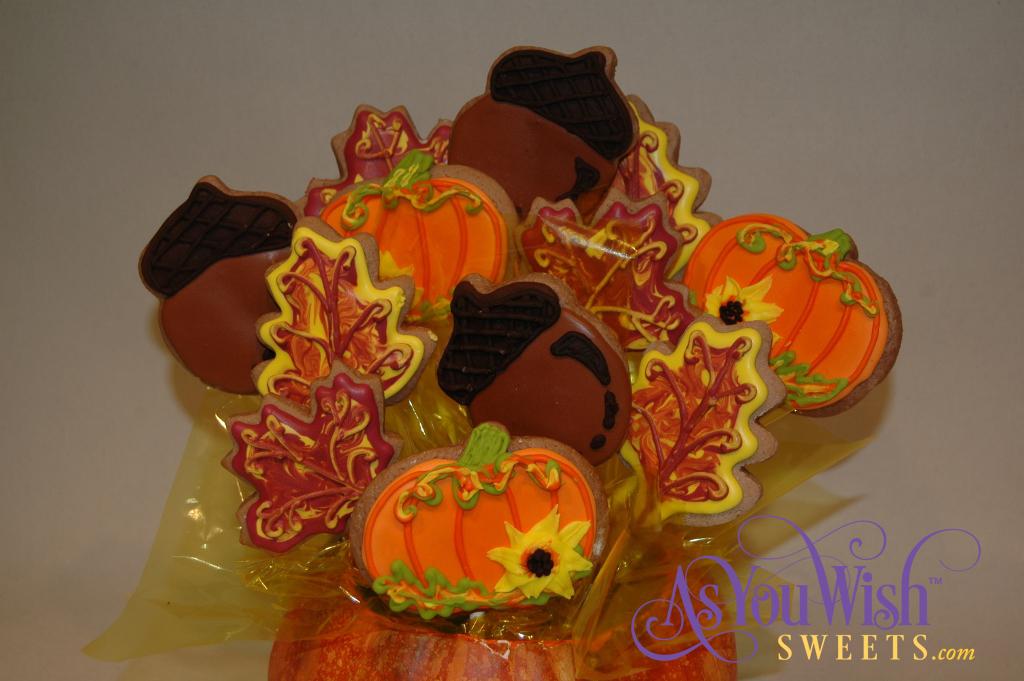 lg fall cookie bouquet closeup (1024x681)