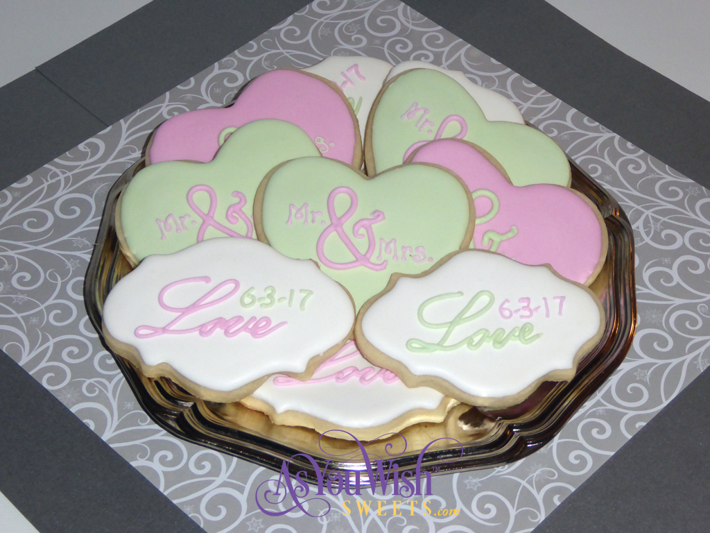 Mr and Mrs Cookies 2 sm