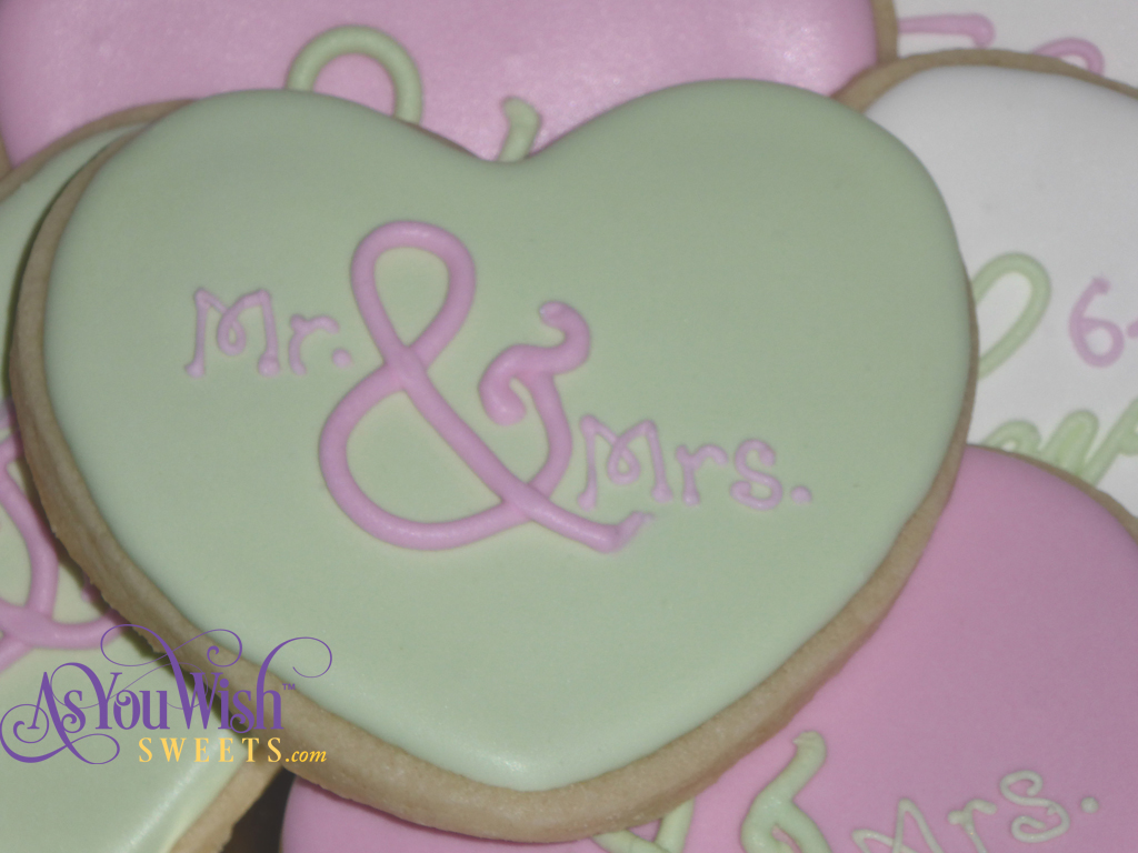 Mr and Mrs Heart Green sm