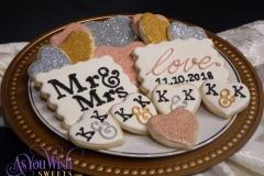 Engagement Cookie Platter 2 sm