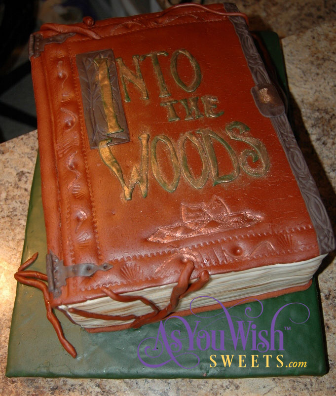 Into the Woods Book 2