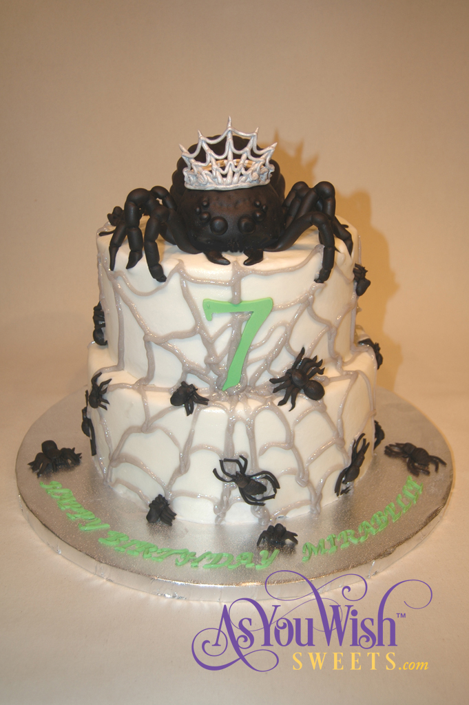 Spider cake sm