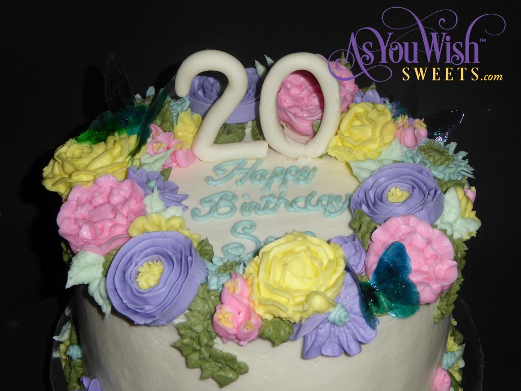 20th Birthday top sm