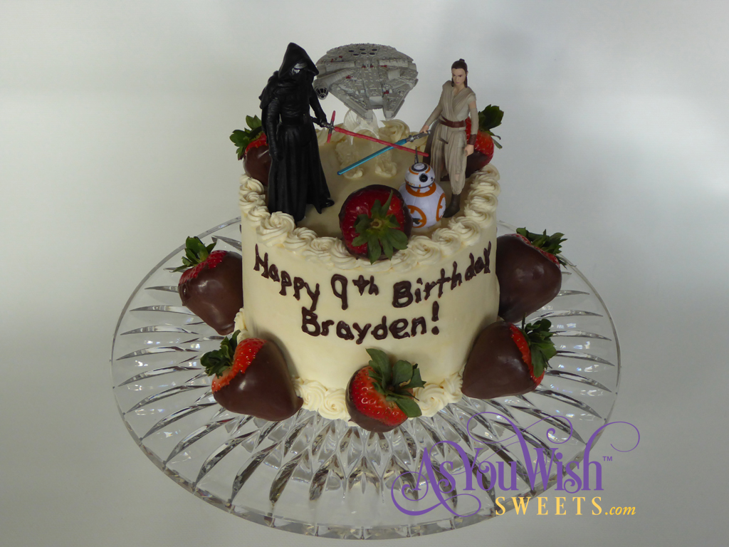 Brayden Birthday 2016