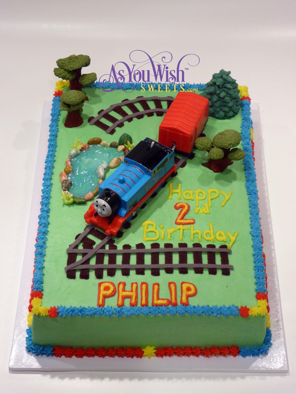 Thomas Cake sm