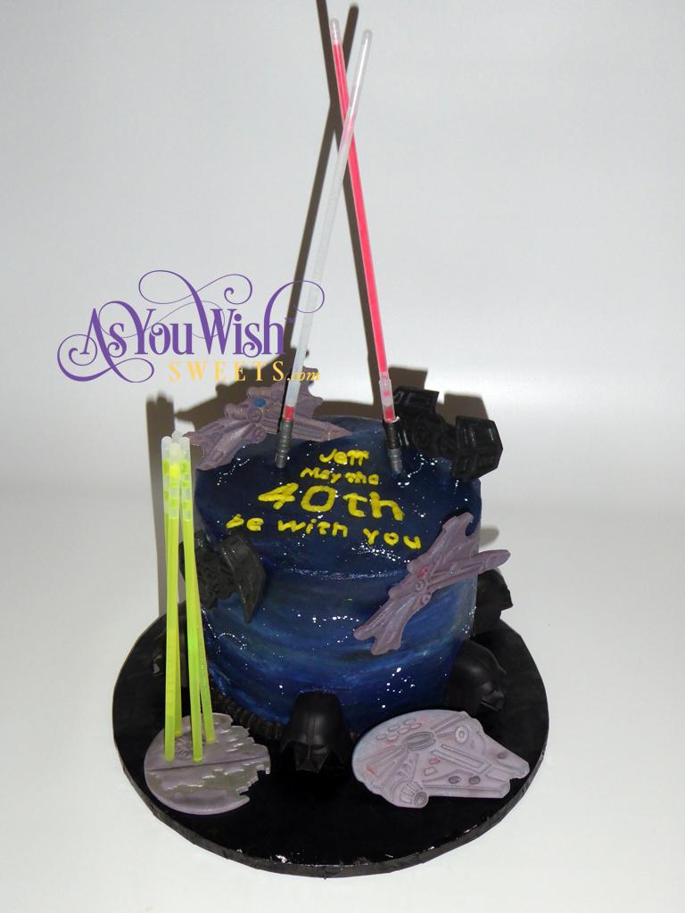 40th Star Wars Birthday sm