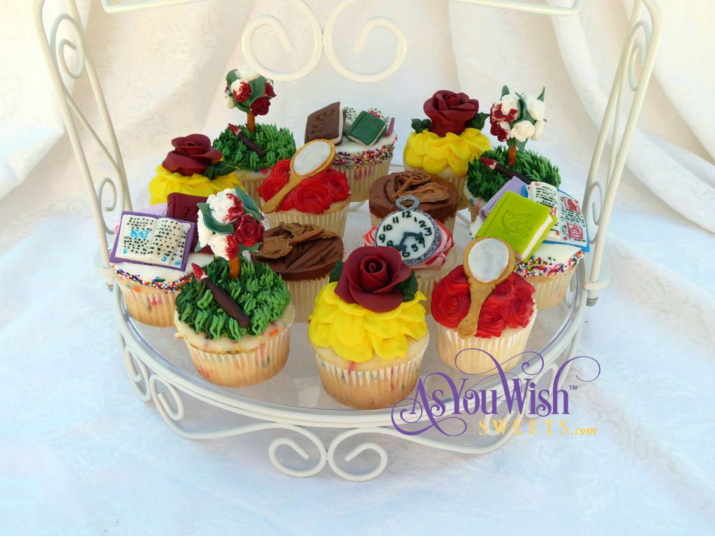Alice Beauty & Beast Cuppies sm