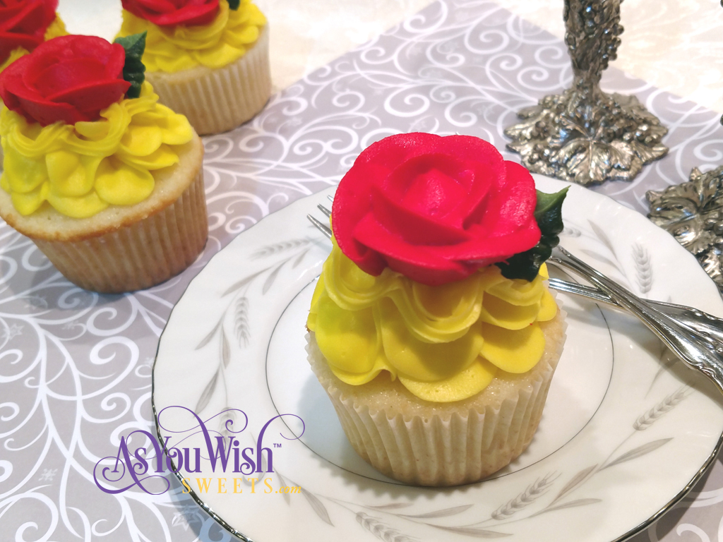 Belle Cupcake sm