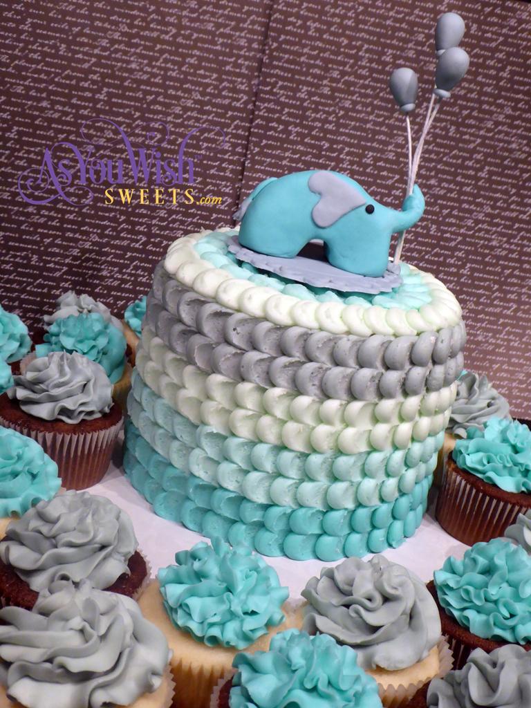 Elephant Cake side sm