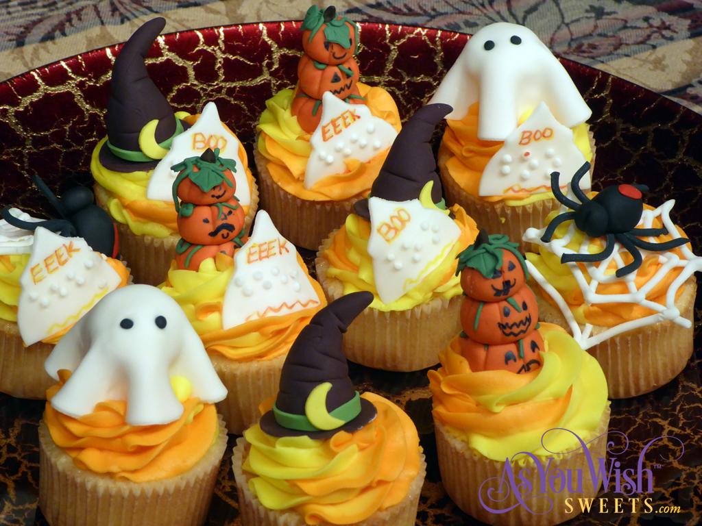 Halloween Cuppies sm