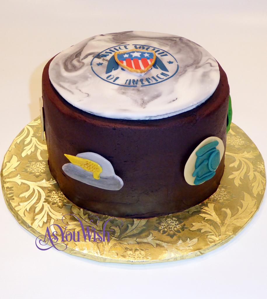 JSA Cake sm
