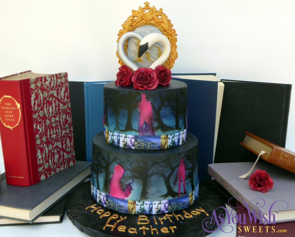 OUaT Birthday Cake books crop sm