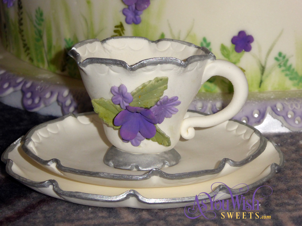 Teacup and Saucers sm