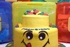 Lego Cake sm