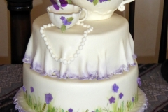Tea Bridal Shower Cake sm