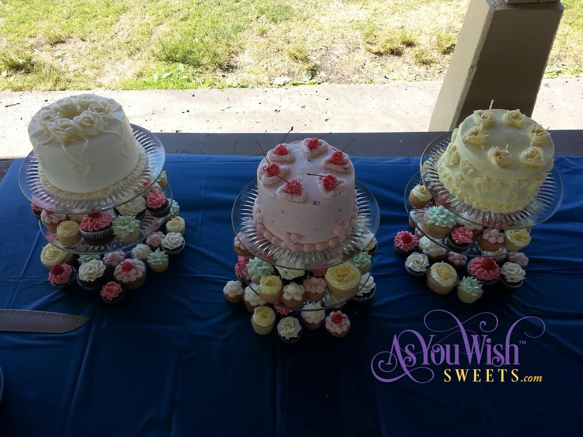Garden Party Wedding group
