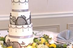 Mario Wedding Cake Setting sm