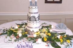 Mario Wedding Cake Table sm