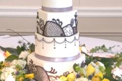 Mario Wedding Cake sm
