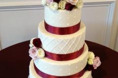 October 14 Wedding Cake 2 sm