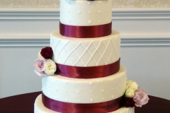 October 14 Wedding Cake sm