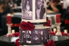 Photo Engagement Cake 1